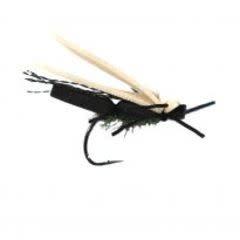 YELLOWSTONE FLY GOODS YFG Dornan's  MICRO Water Walker Peacock S14  [Single]