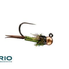 RIO RIO CJ JIG, COPPER TB Olive S14  [Single]
