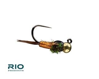 RIO RIO CJ JIG, GOLD TB Copper S14   [Single]