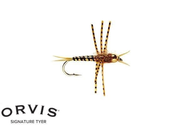 FULLING MILL FM - ORVIS Rosetta Stone Nymph  [Single]