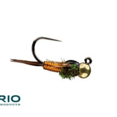 RIO RIO CJ JIG, GOLD TB Copper S12  [Single]