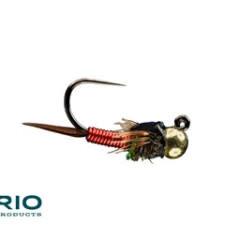 RIO RIO CJ JIG, GOLD TB Red S12  [Single]