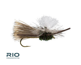 RIO RIO Parachute Madame X Olive  S10  [Single]