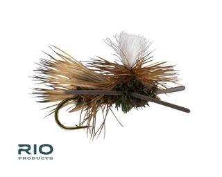 RIO RIO Parachute Madame X Peacock S10  [Single]