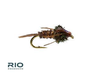 RIO RIO Pheasant Tail Half Flashback  [Dozen]