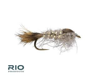 RIO RIO Hare's Ear Natural S10  [Single]