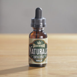 G.I. Naturals Green Infusion CBD Tinctures