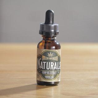 G.I. Naturals Green Infusion CBD Tinctures