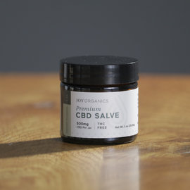 Joy Organics CBD Salve 500mg 1oz