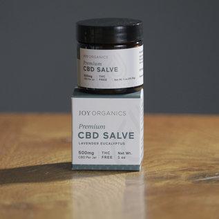 Joy Organics CBD Salve 500mg 1oz