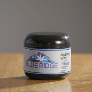 Blue Ridge Extractions Salve 1000mg 4oz