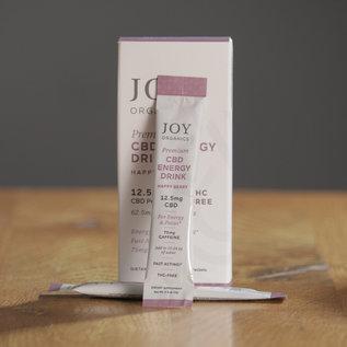 Joy Organics Joy Organics Happy Berry Energy Drink Mix - 12.5mg/pkt