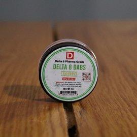Delta 8 Pharma Grade PG Delta 8 Dabs