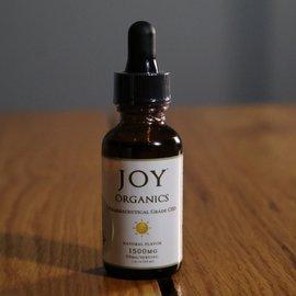 Joy Organics JO Tincture (D/C) 1500mg Natural