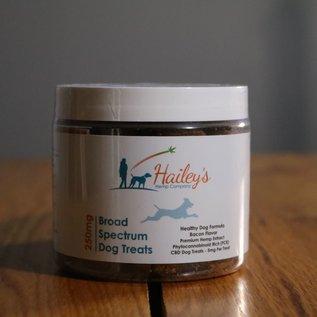 Hailey's Hemp HH Dog Treat