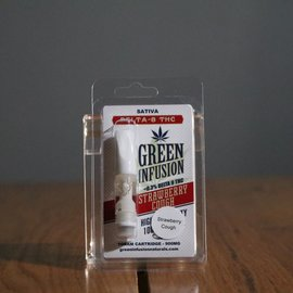 G.I. Naturals GI D8 vapes Strawberry