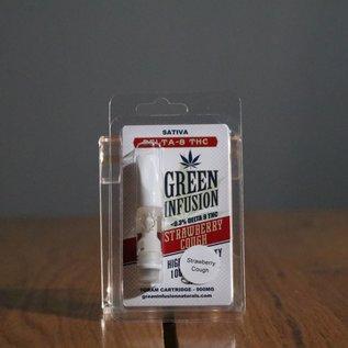 G.I. Naturals GI D8 vapes Strawberry