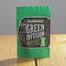 G.I. Naturals D8 Gummies 30ct 25mg ea.