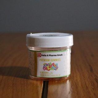 Delta 8 Pharma Grade PG Gummies D8 Gummy Bears 50mg ea.