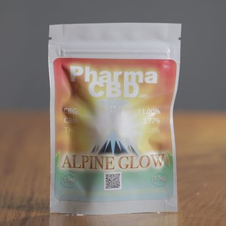 PharmaCBD Flower Alpine Glow 3.5g