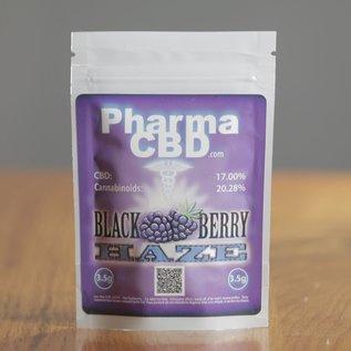 PharmaCBD Flower Blackberry Haze 3.5g