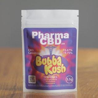 PharmaCBD Flower Bubba Kush 3.5g