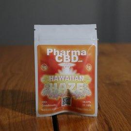 PharmaCBD Flower Hawaiian Haze 1g