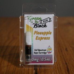GITNB CBD Vapes Pineapple Express .5ml