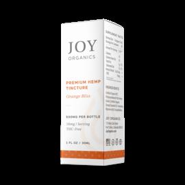 Joy Organics JO CBD Tinctures Orange 450mg