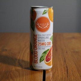 Wyld CBD Wyld CBD Sparkling Water Blood Orange