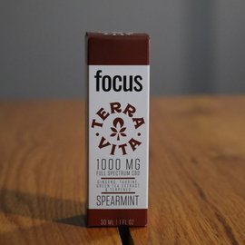 TV Tinctures Focus (1000mg)