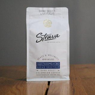 Strava Coffee Strava Whole Bean Coffee 500mg Dark Roast