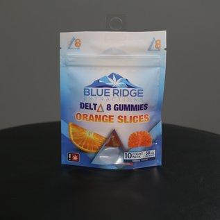 Blue Ridge Extractions Delta 8 50mg Orange Slice