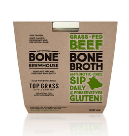 Bone Brewhouse Bone Brewhouse - Bone Broth, Grass Fed Beef Bone Broth