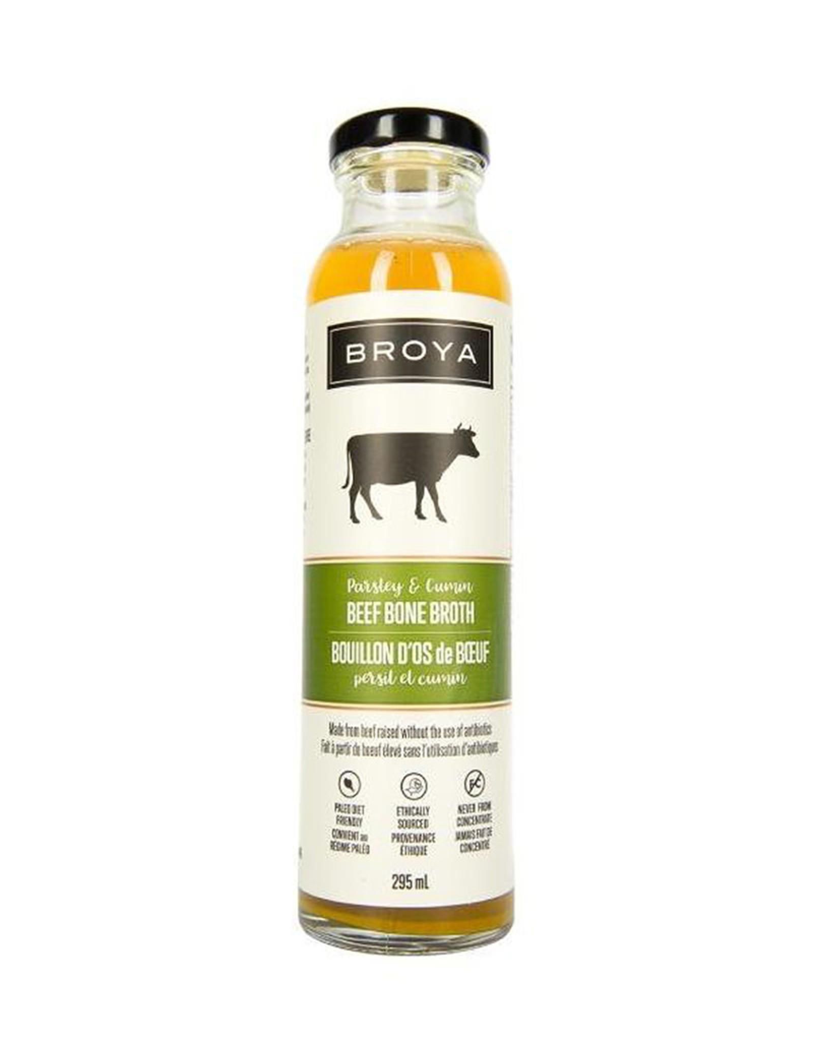 Broya Broya - Beef Bone Broth, Parsley & Cumin