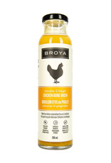 Broya Broya - Chicken Bone Broth, Turmeric & Ginger