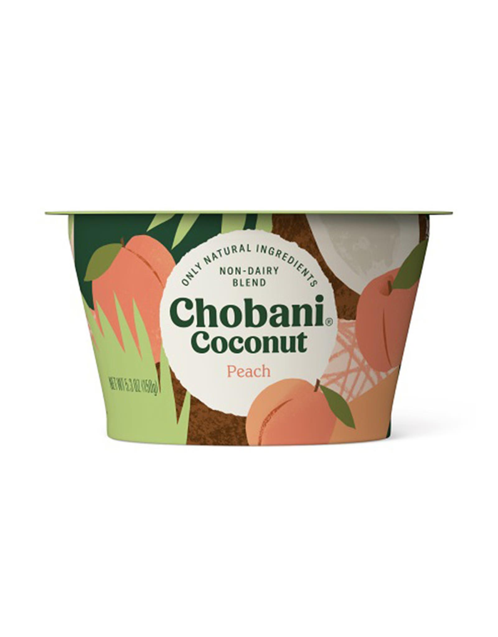Chobani Chobani - Coconut Yogurt, Peach (150g)