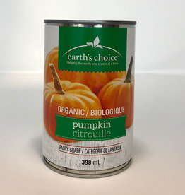 Earths Choice Earth's Choice - Organic Pumpkin Puree