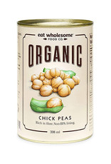 Eat Wholesome Eat Wholesome - Chick Peas (398ml)