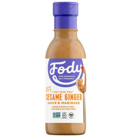 Fody Food Co. Fody - Sauce & Marinade, Sesame Ginger (236ml)
