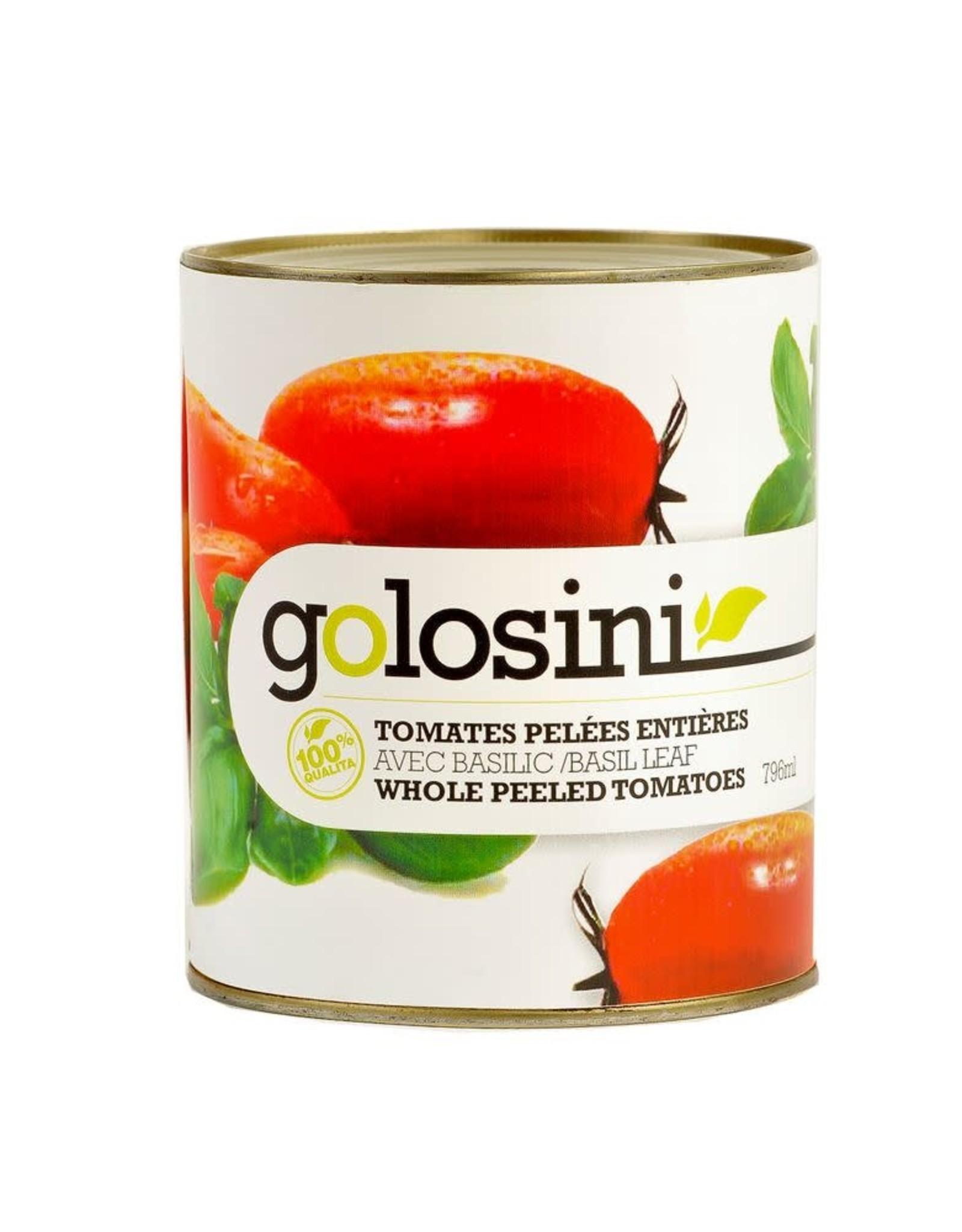 Golosini Golosini - Whole Peeled Tomatoes w/ Basil (796ml)