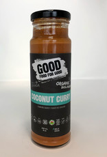 Good Food For Good Good Food For Good - Sauce, Coconut Curry Sauce