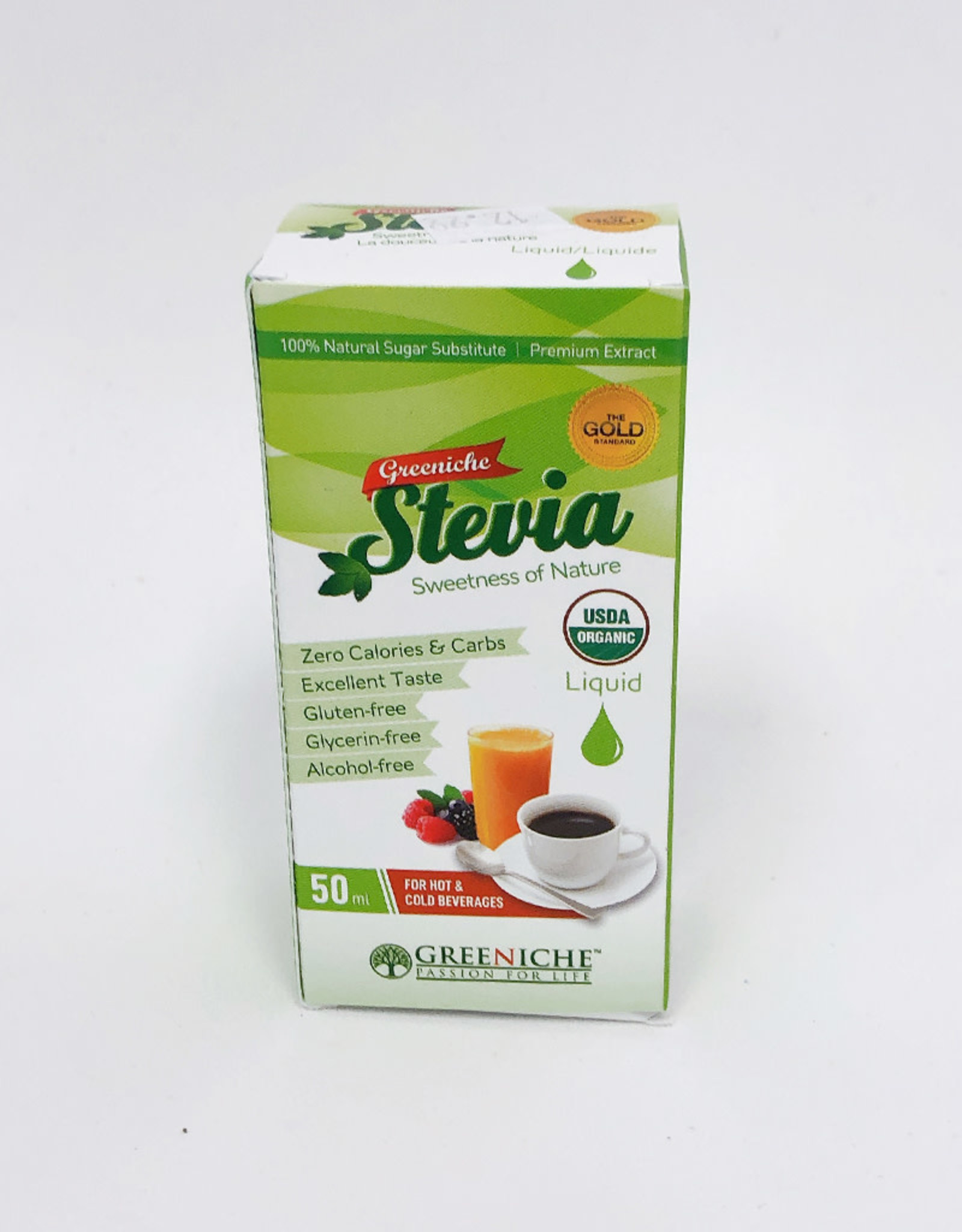 Greeniche Natural Greeniche Natural - Stevia, Sachets