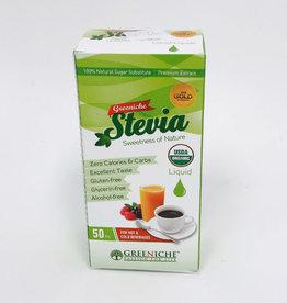 Greeniche Natural Greeniche Natural - Stevia, Sachets