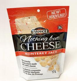 Ivanhoe Cheese Ivanhoe Cheese - Nothing But Cheese, Monterey Jack (57g)
