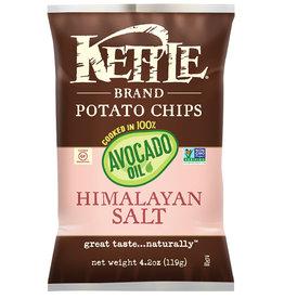 Kettle Kettle Brand - Potato Chips, Avocado Oil Himalayan Salt (170g)
