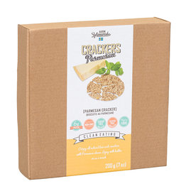 KZ Clean Eating KZ Clean Eating - Crackers, Parmesan