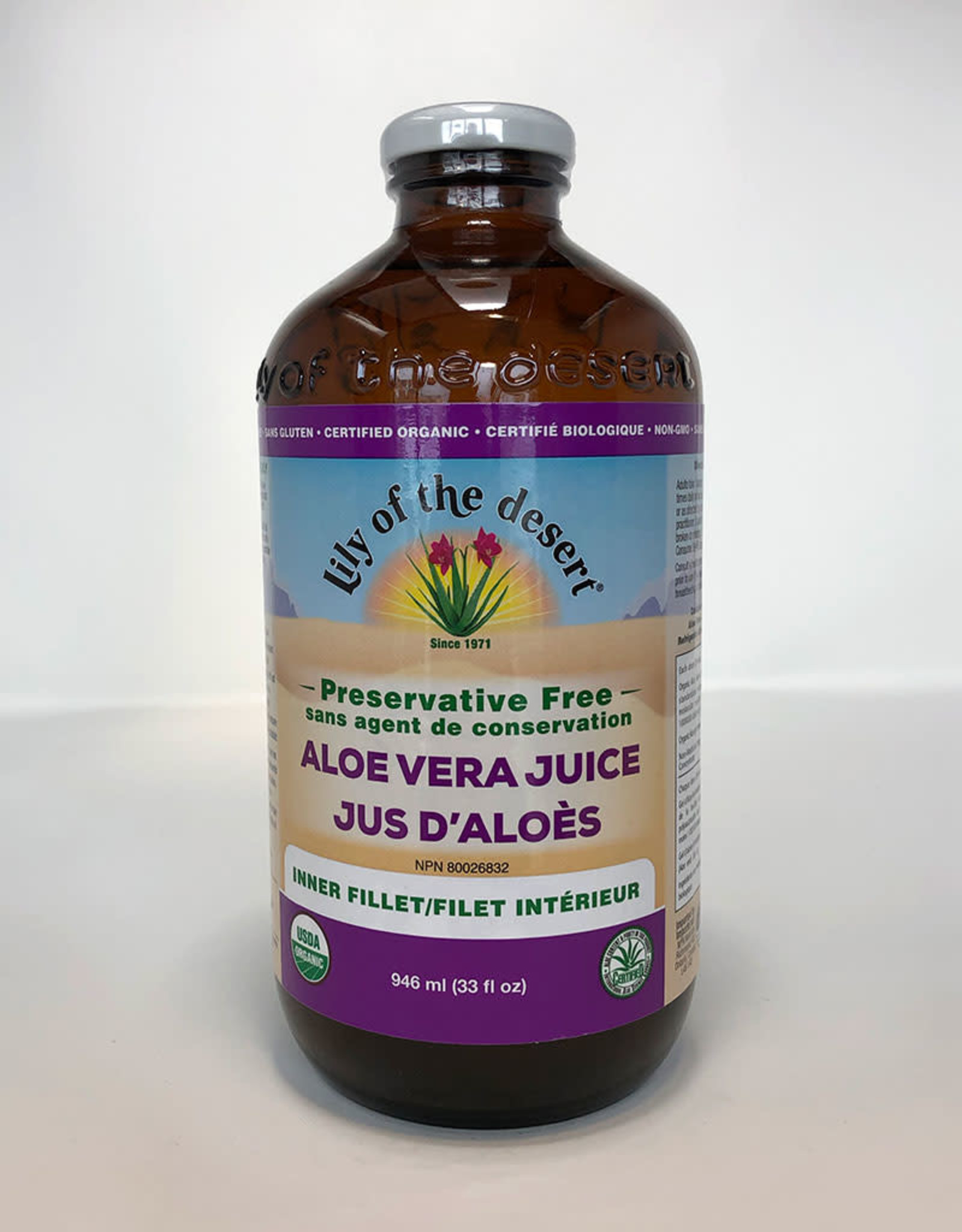 Lily of the Desert Lily of the Desert - Aloe Vera Juice Whole Leaf (946ml)