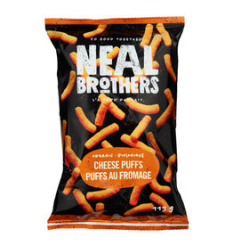 Neal Brothers Neal Brothers - Organic Baked, Cheese Puffs