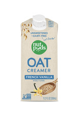 Nut Pods Nutpods - Oat Creamer, Unsweetened French Vanilla (330ml)